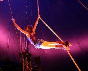 Ostéopathie pour les arts du cirque