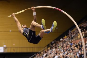 Compétition d'athlétisme